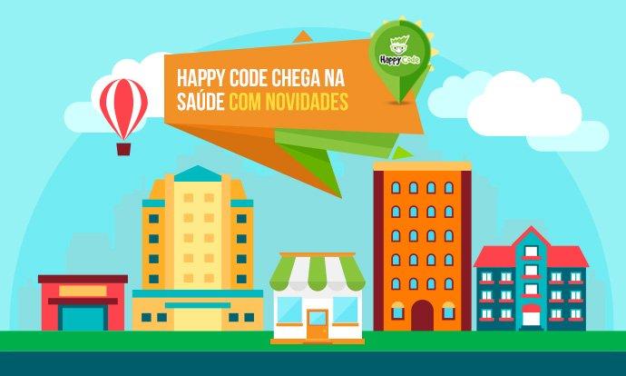 Happy Code chega na Saúde, em São Paulo com novos cursos de inovação e tecnologia