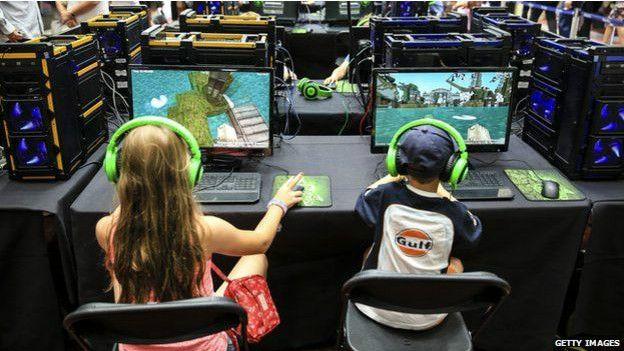 Minecraft, o jogo do aprendizado