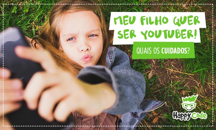 Crianças podem ser youtubers?