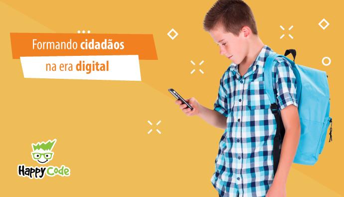 [INFOGRÁFICO]Formando cidadãos na era digital