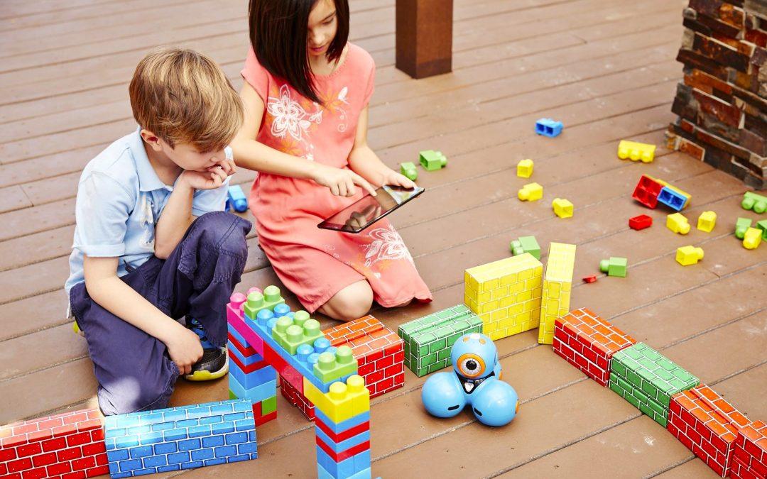 Escola de criação de games, aplicativos e robótica para crianças traz novidade para o Brasil.