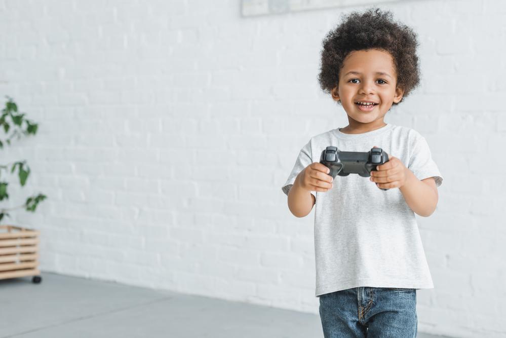 Videogames para crianças: como usar de forma produtiva?