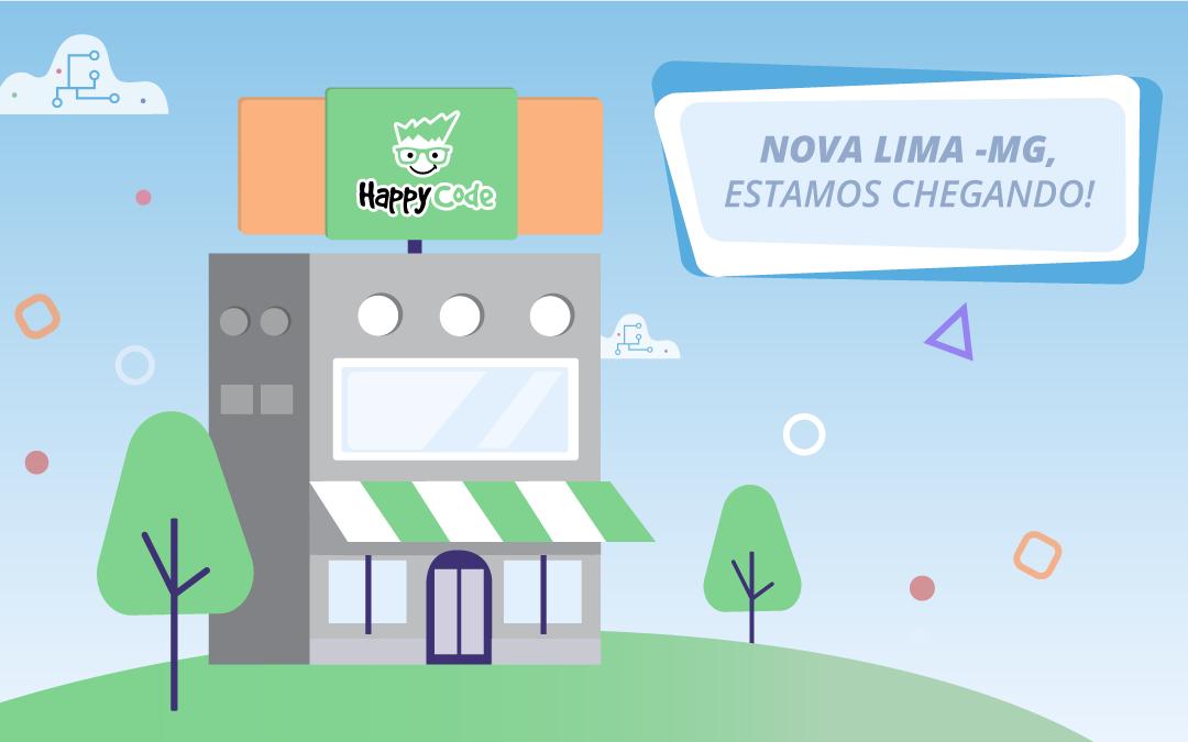 Happy Code chega em breve a Nova Lima com os melhores cursos de tecnologia