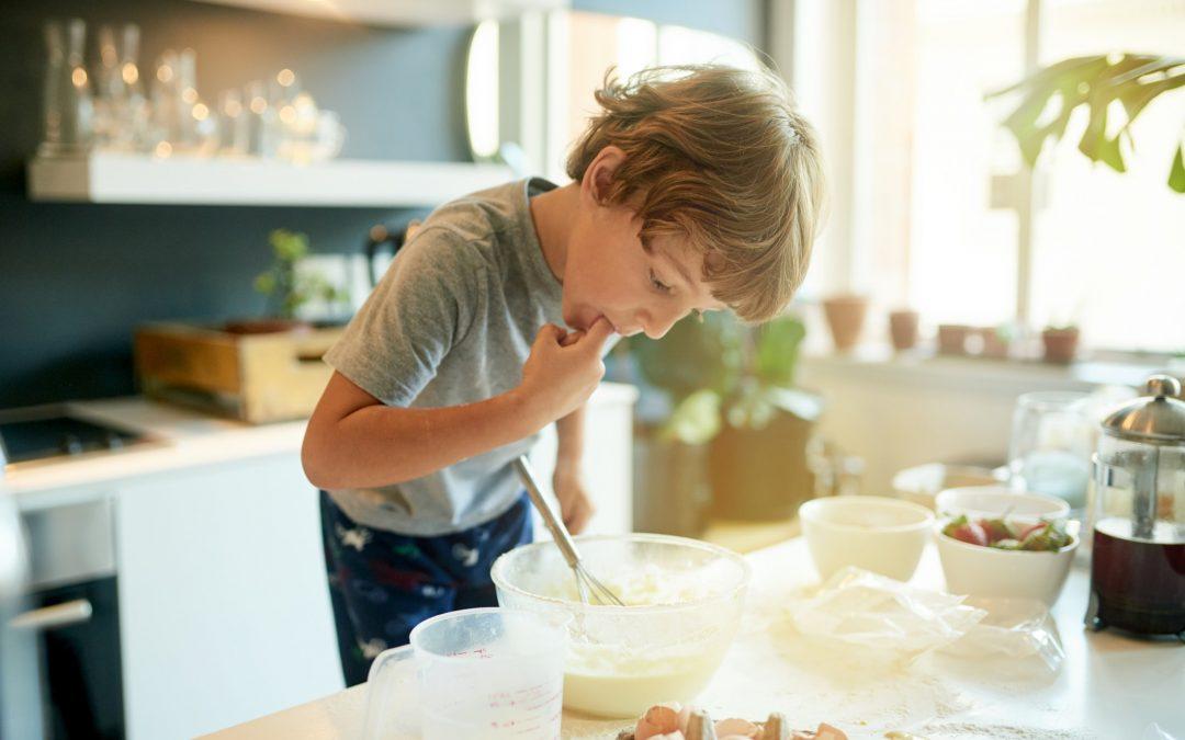 5 benefícios de desenvolver a autonomia da criança desde cedo