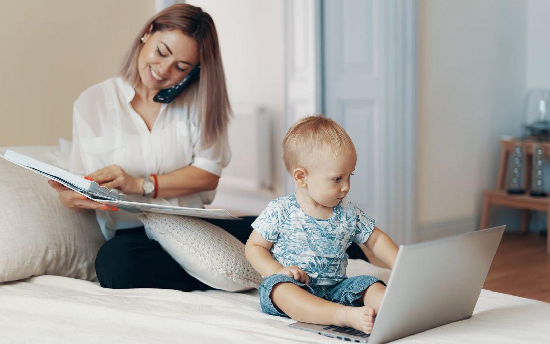Coronavírus: como fazer home office com as crianças em casa?