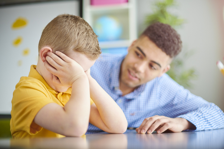 5 dicas sobre como ensinar seu filho a lidar com a frustração